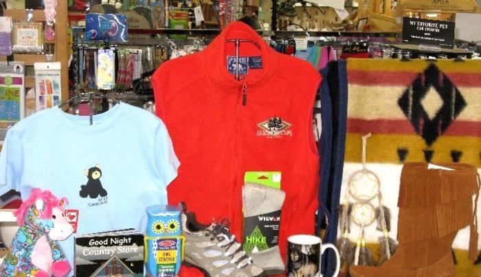 display of merchandise