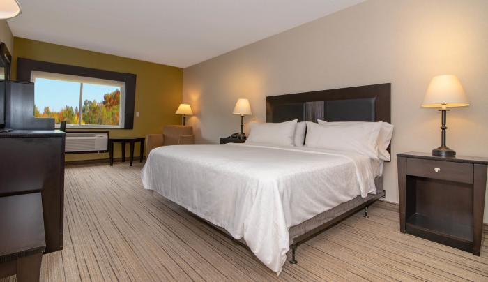 Handicap Accessible rooms include FREE hot deluxe breakfast, FREE wifi