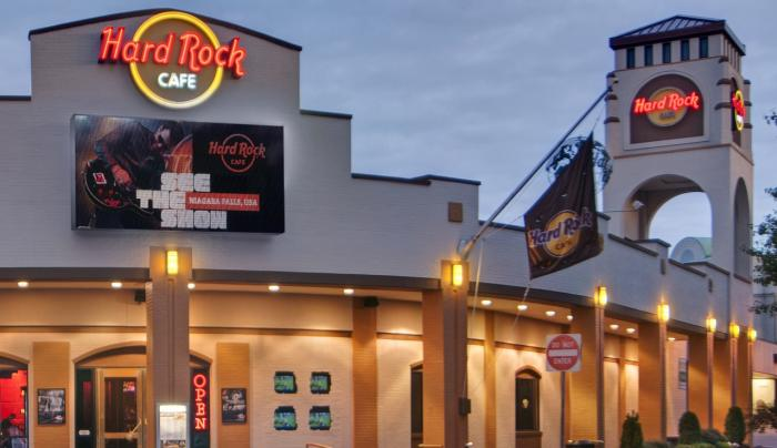 Hard Rock Cafe Usa