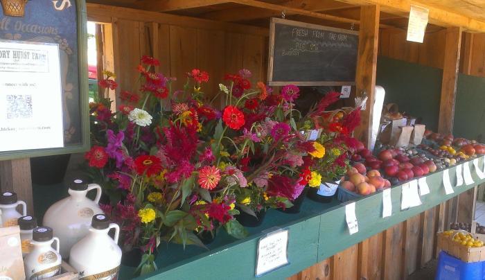 Hickory Hurst Flowers