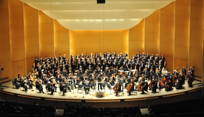 Buffalo Philharmonic Orchestra with the Buffalo Philharmonic Chorus