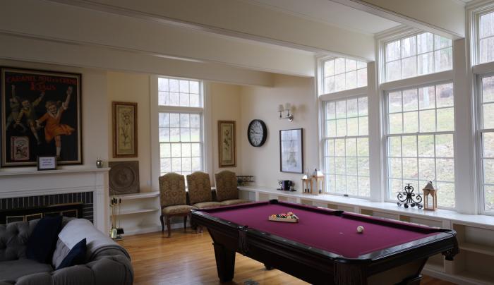 Le Grande Suite Living Space