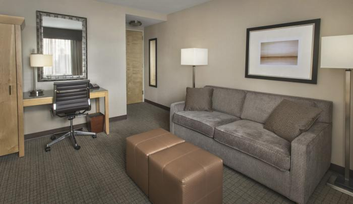DoubleTree junior Suite