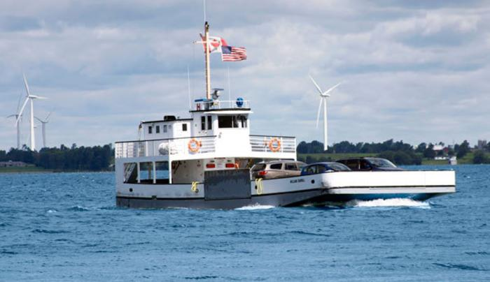 Horne's International Ferry
