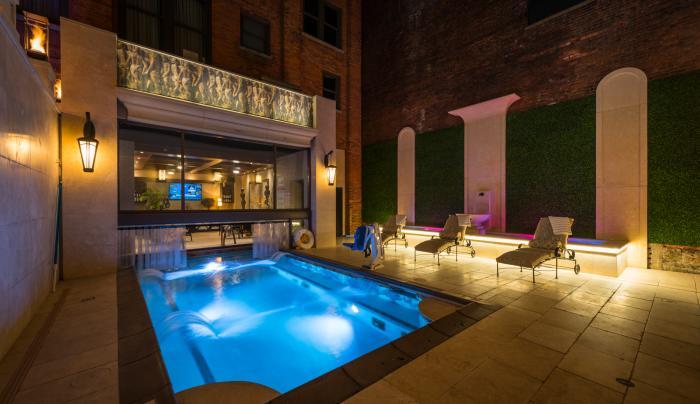 Urban Hot Springs