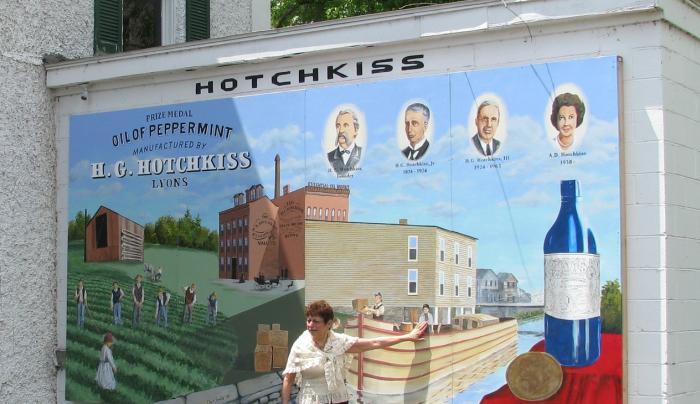 Hotchkiss Mural