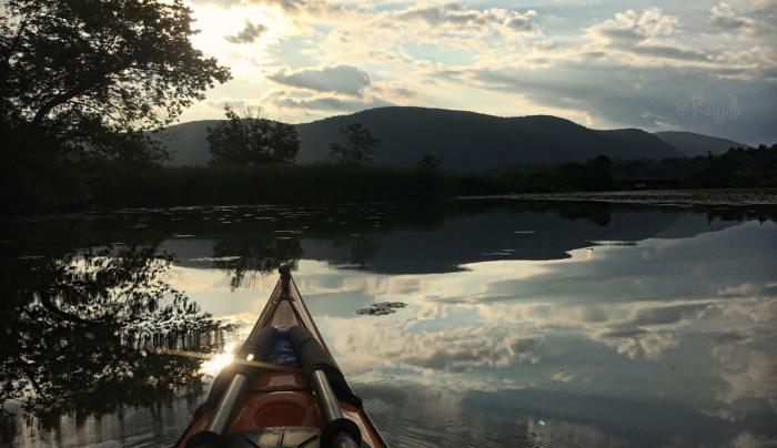 Hudson River Expeditions - Photo by Reyna Texler Courtesy of Hudson River Expeditions