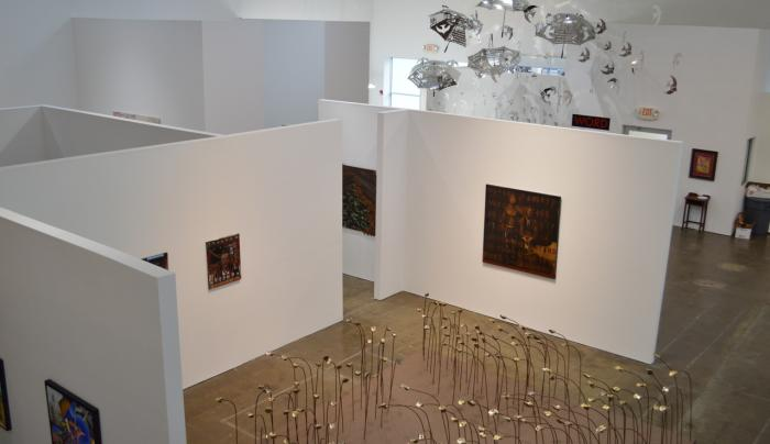 Hudson Valley Center for Contemporary Art  - Museum_Nygard_16 - Photo by Emma Nygard - Courtesy of H