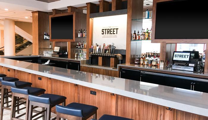 The Street Restaurant and Bar