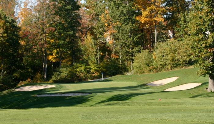 Beekman Country Club - fall