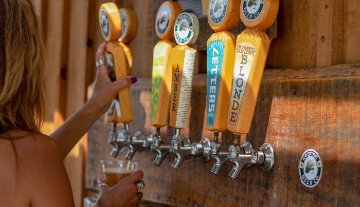 Beer Line Up Summer 2018
