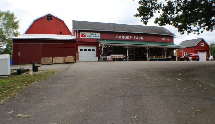 Sanger Farms Photo by Jim Sheehan