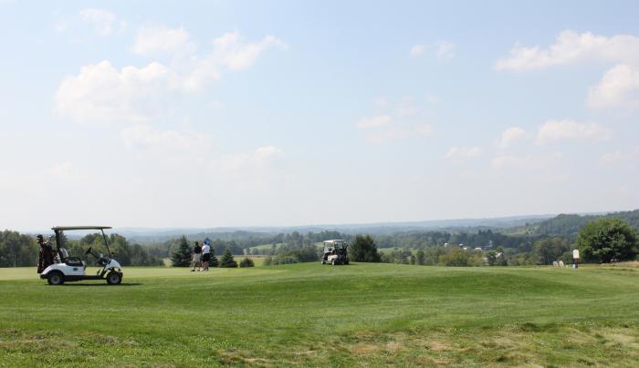 Hales Mills Golfing