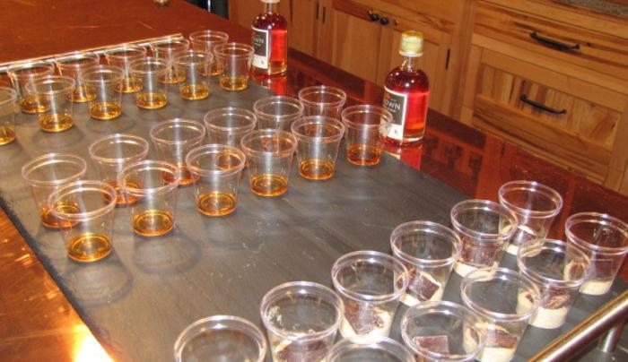 Crown Maple - tasting