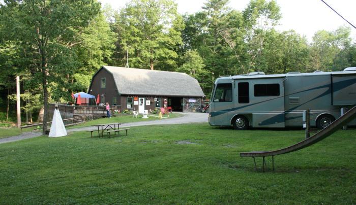 Indian Ridge Campground
