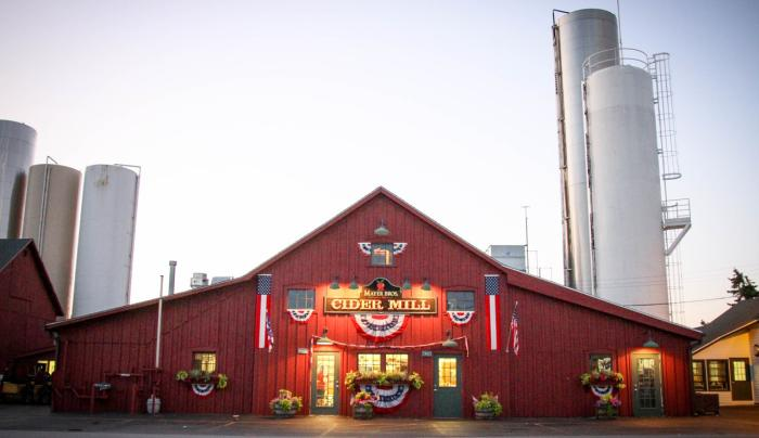 Mayer Brothers Cider Mill