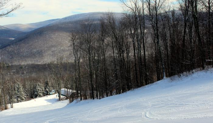Belleayre  Mountain Slopes