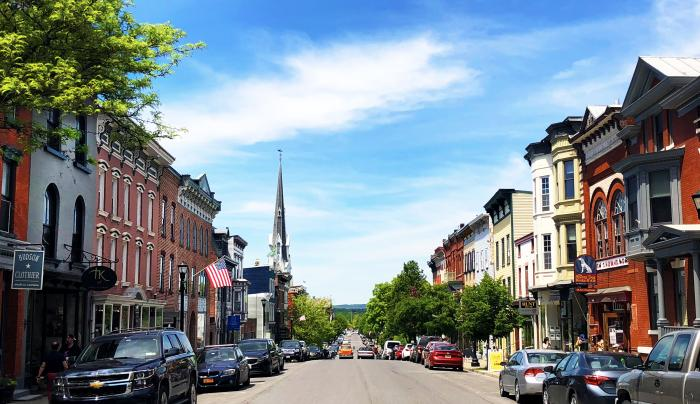 Hudson-Warren Street