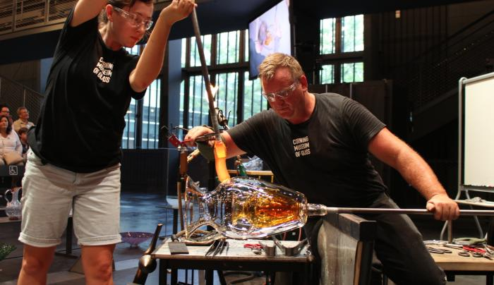 Hot Glass Show