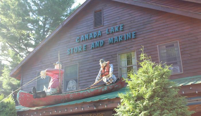 Canada Lake Store and Marine