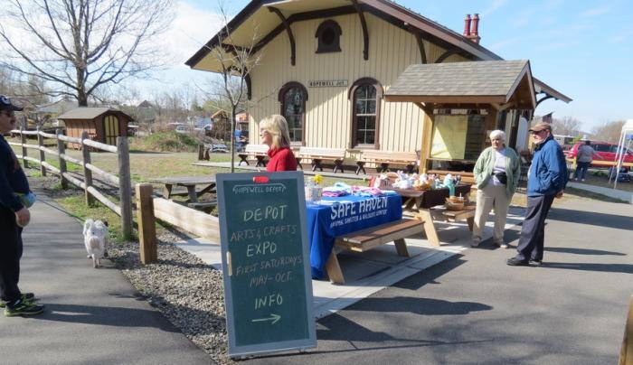 Hopewell Depot -