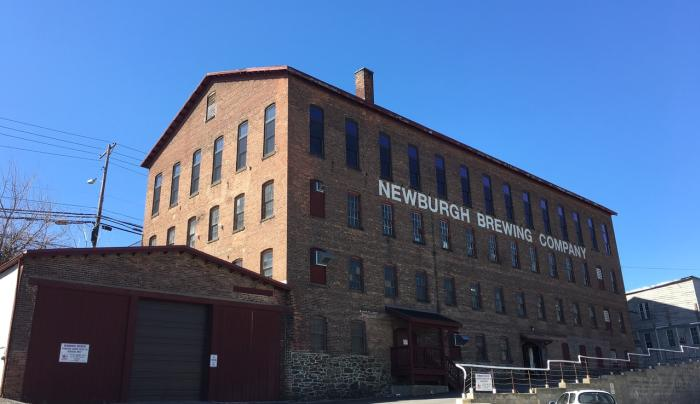 Newburgh Brewing Building