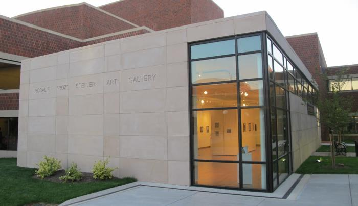 outside gallery