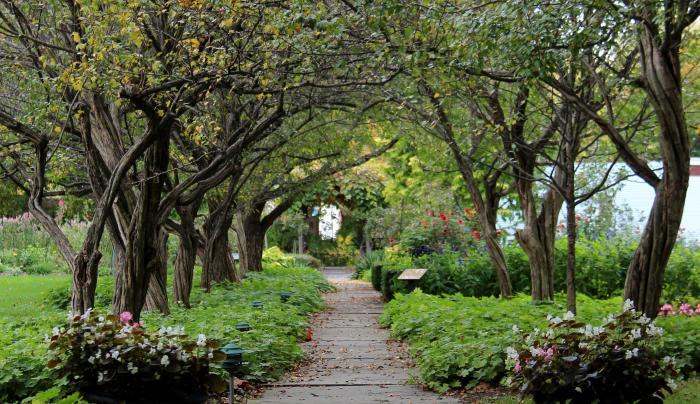 Ten Broeck - Garden Path