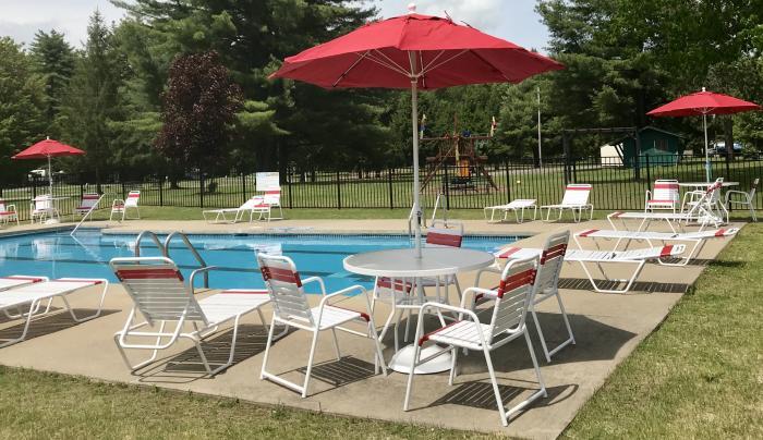 Saratoga RV Park Pool
