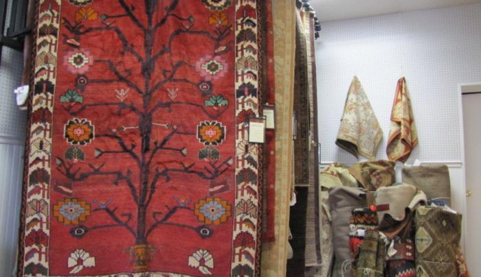 Antique Emporium - rugs