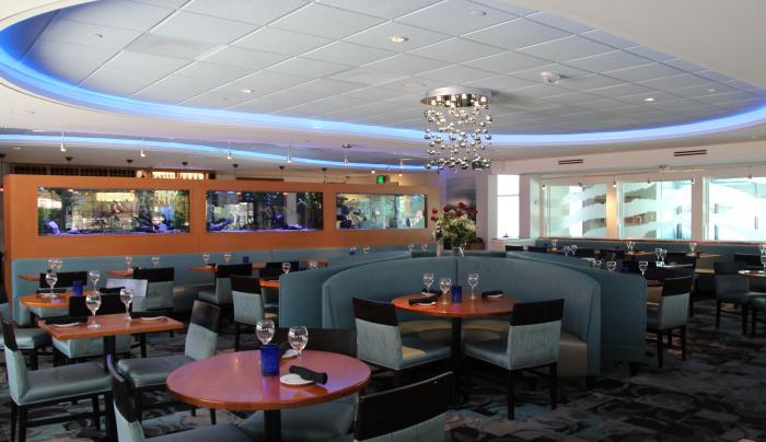 Reel Seafood - Dining Room