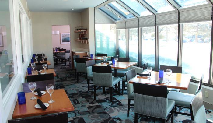 Reel Seafood - Side Meeting Room