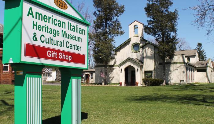 American Italian - Front