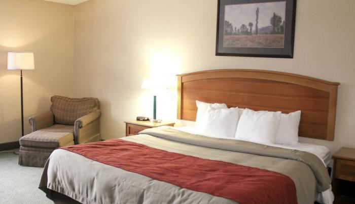Comfort inn interior