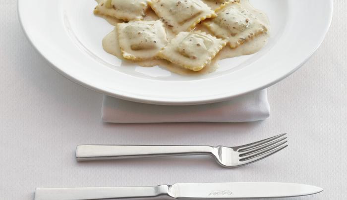 Truffle Porcini Ravioli