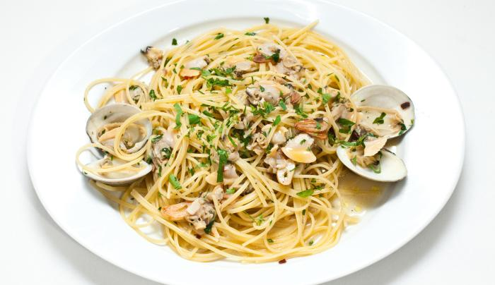 Il Mulino Prime | Linguine in White Clam Sauce