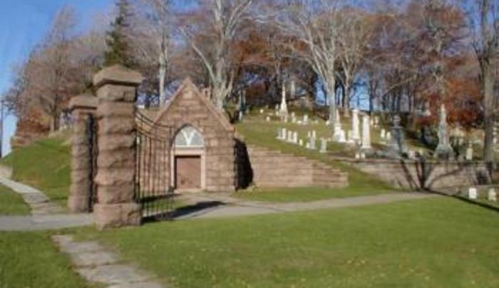 Boxwood Cemetery