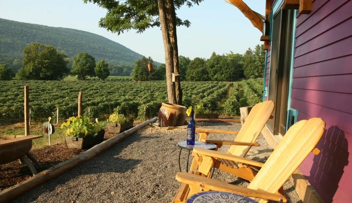 Inspire Moore Winery