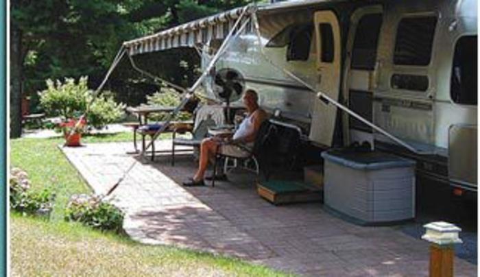 Interlake - camp
