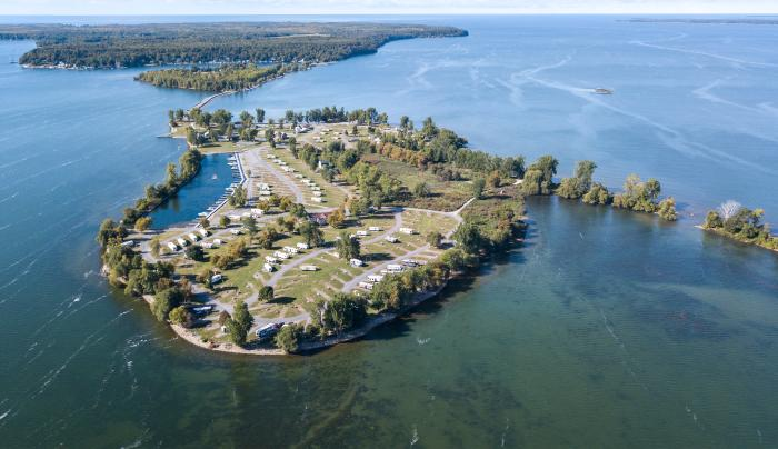Association Island RV Campground & Marina