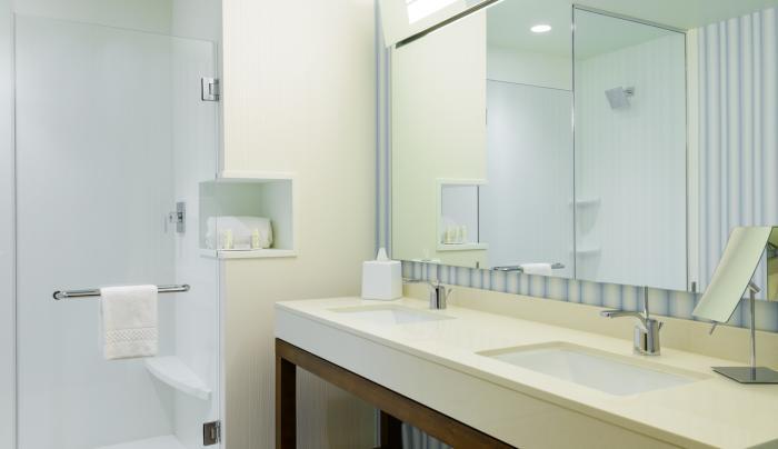 King Studio Bathroom