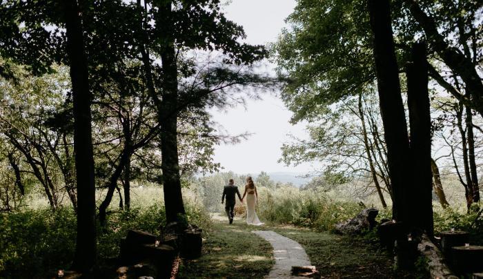 Gilbertsville Farmhouse Wedding photo