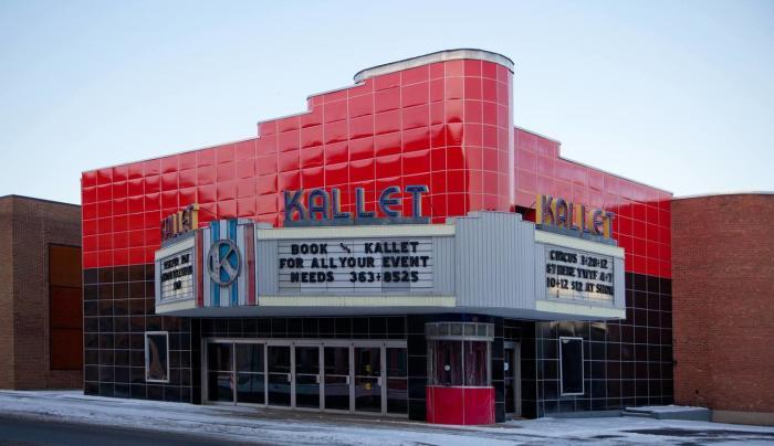 Kallet Civic Center