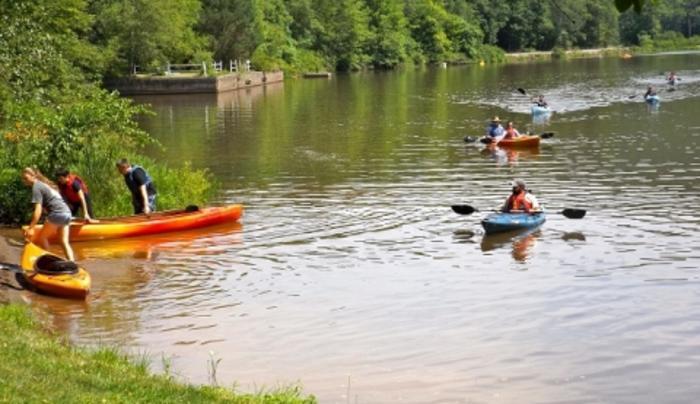 Susan's Pleasant Kayaking