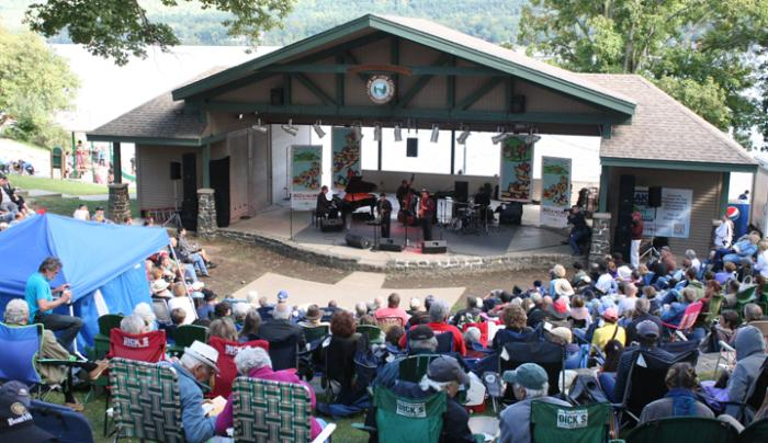 Jazz at the Lake ~ Lake George Jazz Weekend