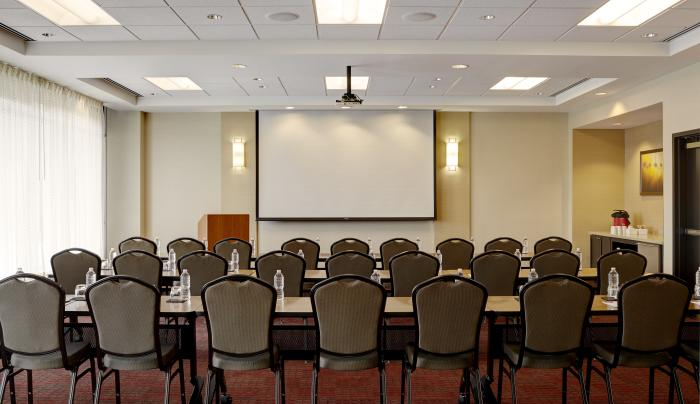 Hyatt Place classroom meeting