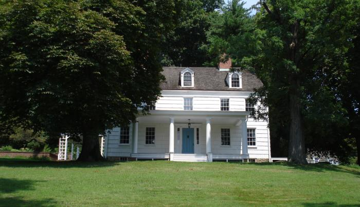 Joseph Llyod Manor House