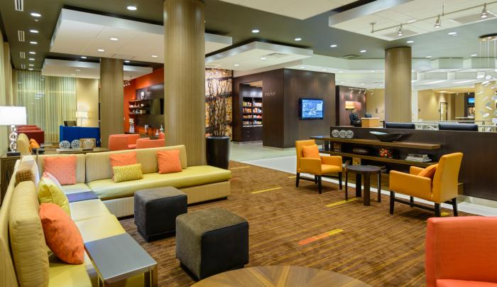 Lobby Lounge Seating