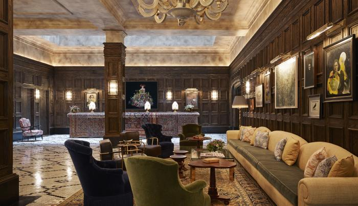 The Beekman, A Thompson Hotel, Lobby