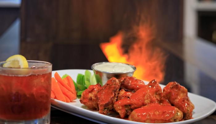 The Roosevelt - Buffalo Chicken Wings